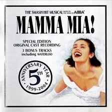 Mamma Mia-Original Cast Recording 5th Anniversay Year CD