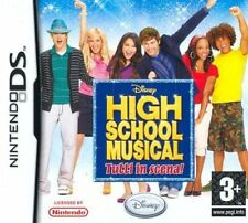 Disney High School Musical Makin' The Cut Nintendo DS DSi 2ds 3ds NDS completo
