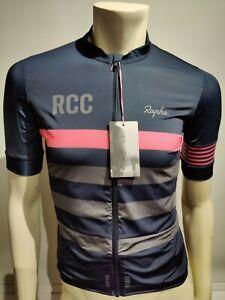 Rapha RCC Pro Team Jersey 2021 Navy Size XL Men's Brand New
