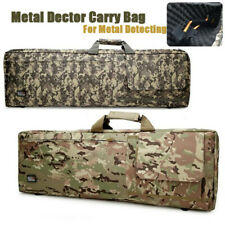 Large Capacity Carry Bag Padded Protector Cover for Metal Detectors