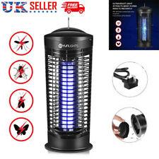 11W Electric UV Light Mosquito Killer Insect Fly Bug Zapper Trap Catcher Lamp UK