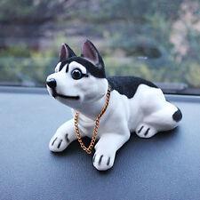 Professional Lovely Car interior doll Decoration Shaking Head Nodding Dog SW