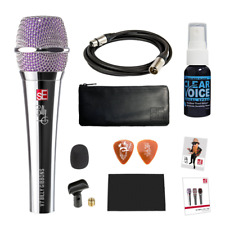 New sE Electronics V7 BFG Billy Gibbons Special Edition Dynamic Microphone Mic