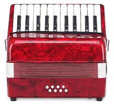 Classic Cantabile SECONDO 8 Bass Kinder Akkordeon PIANOAKKORDEON Schifferklavier