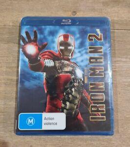 Iron Man 2 (Blu-ray, 2010) - Brand New & Sealed