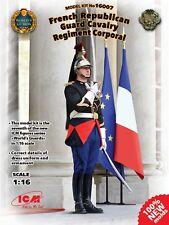 ICM 1/16 French Republican Guard Cavalry Regiment Corporal # 16007