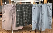 3 X Men's Quicksilver Shorts - Size 34
