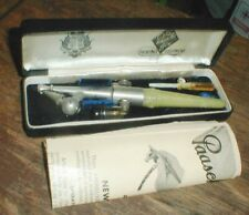 Vintage Paasche Airbrush Type-H In Original Case with Instructions More