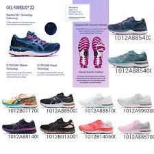 Asics GEL-NIMBUS 23 женский подушка гель дорога, беговая обувь, кроссовки, выбери 1