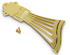 Fan Style Diecast archtop Nobel Heavy tailpiece ORO Jazz Guitar semiacoustic
