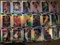 18 CARD 2018-19 NBA PRIZM SILVER HOLO VARIANT REFRACTOR LOT RC MELTON THOMAS