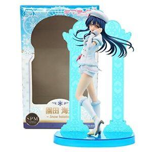 Sega Love Live! School Idol Project Snow Halation Super Premium SPM Umi Sonoda 8