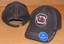 South Carolina Gamecocks Adjustable Strapback Wool Blend Hat Cap Men's