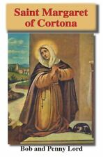 Saint Margaret of Cortona Pamphlet/Minibook, by Bob and Penny Lord