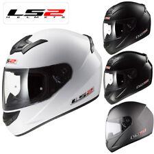 LS2 FF352 Rookie Solid Full Face Scooter Motorbike Motorcycle Helmet Racing