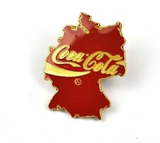 Coca Cola Coke EE.UU. Solapa Pin Botón Divisa Pin de solapa - Alemania