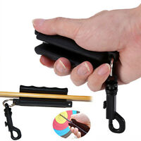 1PC Silicone Archery Arrow Puller Remover w/Keychain For Target Bow Shooting