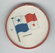 1963 General Mills Flags of the World Premium Coins #37 Panama