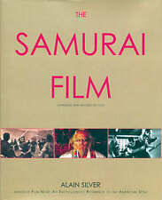 The Samurai Film, Silver, Alain, Good, Paperback