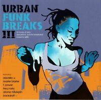 URBAN FUNK BREAKS III various artists (CD, compilation, mixed, 2002) breakbeat,