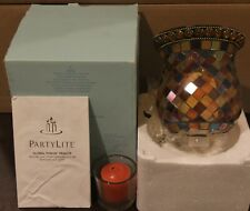 Partylite Global Fusion Peglite - New In Original Box