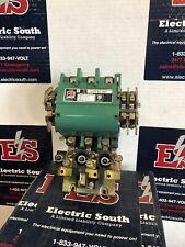 Furnas Motor Starter 14ff107627 Size 2 45 Amp 600 Volt 120 Volt Coil