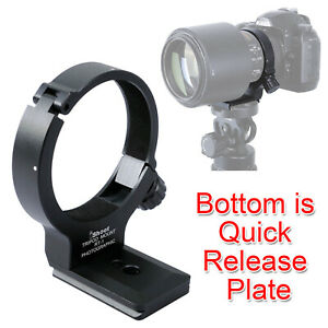 All-metal Tripod Collar Ring RT-1 for Nikon AF-S NIKKOR 70-200mm f/4G ED VR Lens
