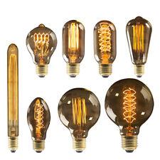 Vintage  Edison Light Bulb Filament Incandescent Ampoule Bulbs Lamp 💡