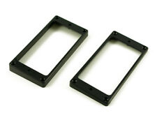 HUMBUCKER MOUNTING RING (SET) BLACK