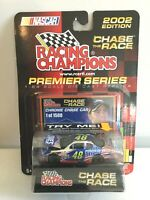 JIMMIE JOHNSON Rookie Car! 2002 CHROME CHASE 1/64 Power of Pride - 1,500 Made!