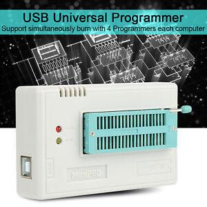 TL866 II Plus USB  Programmer 10x Adapter EEPROM FLASH 8051 AVR PIC SPI