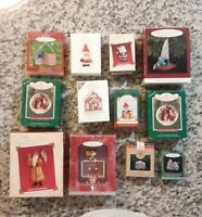 Hallmark Keepsake Ornaments Collectors Series ( Lot of 12 )