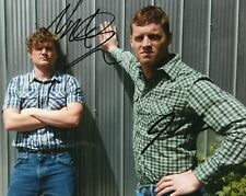 JARED KEESO & NATHAN DALES SIGNED LETTERKENNY 8X10 PHOTO W/PROOF