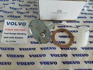 Volvo P1800 61-69 Fuel Tank Fuel Gauge Sending Unit & Gasket