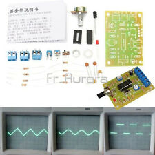 ICL8038 Function Signal Generator Module Sine Square Triangle Wave Output Kits