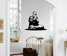 Wall Stickers Vinyl Decal Dalai Lama Tibet Buddhist Religion ig1617