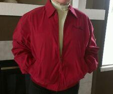Port Authority Poker Stars lined windbreaker jacket coat.