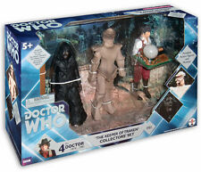 "DOCTOR WHO - 'The Keeper of Traken' 6"" Action Figure Collector Set #NEW"