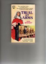 TRIALS AT ARMS - IAN BISSET -MILITARY LAW - PANTHER  P/BACK-1960