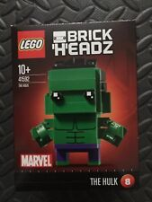 LEGO BRICKHEADZ THE HULK 2017 (41592) new sealed