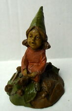 Lilibet Gnome 31 Tom Clark Gnomes 1985 Cert of Auth North Carolina