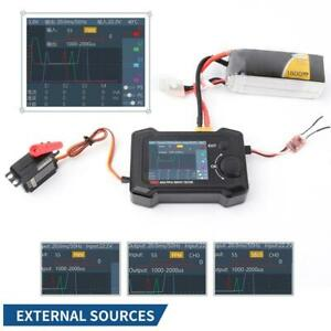 2.4Inch LCD Display Servo Integrated Tester 4 Interface Signal Test