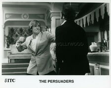 TONY CURTIS ROGER MOORE THE PERSUADERS AMICALEMENT VOTRE 1971 VINTAGE PHOTO #2