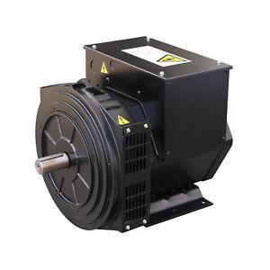 Stromerzeuger ohne Motor 400V 15kW 3-phasig bürstenlos Synchron Generator AVR