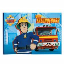 Mein Freundebuch | Feuerwehrmann Sam | Buch Hardcover | Geburtstagskalender