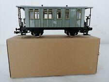 Wagon voyageurs ETS échelle 0 réf 311 neuf boîte II et III ème classe
