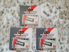DG Body 18B Twin Blade Cartridges Fits Atra & Trac II Razors New Refill