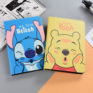 For Apple iPad 8th 7th Generation 10.2 Cartoon Creative Case Stand Leather Cover