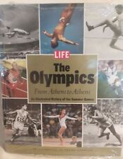 The Olympics From Athens To Athens An Illustrated History Of The Summer Games...