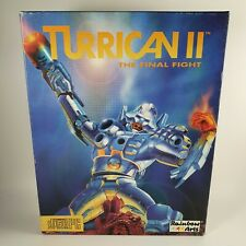 Turrican II 2 Big Box PC CD-ROM